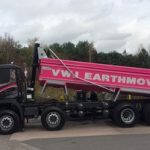 Lily Volvo Pink Tipper